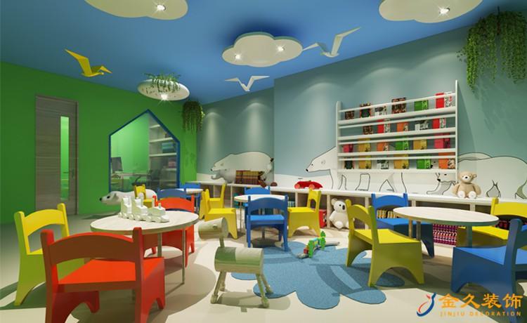 幼儿园环境如何设计?幼儿园环境设计原则
