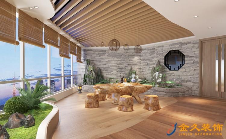 广州写字楼洽谈区怎么装修设计?洽谈区装修设计注意什么