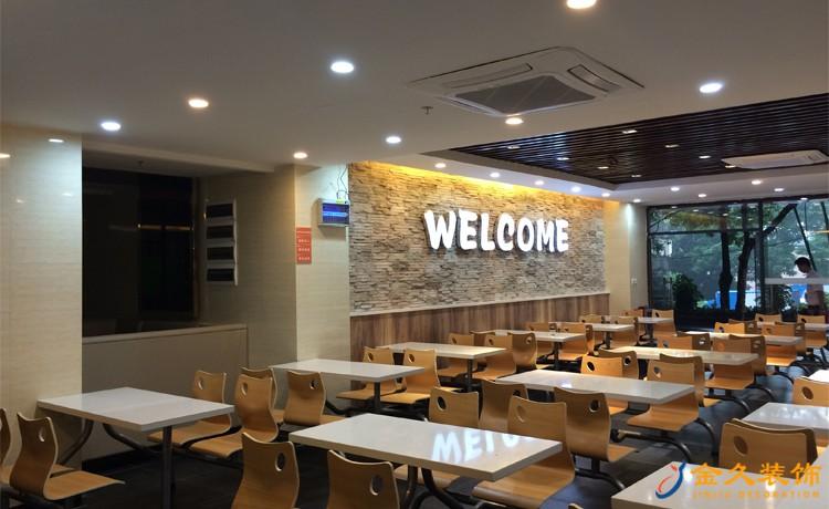 广州厂房餐厅如何装修设计?厂房餐厅装修注意事项