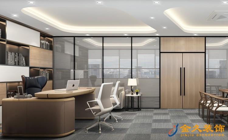 高档老总办公室怎么设计?高档老总办公室设计注意什么