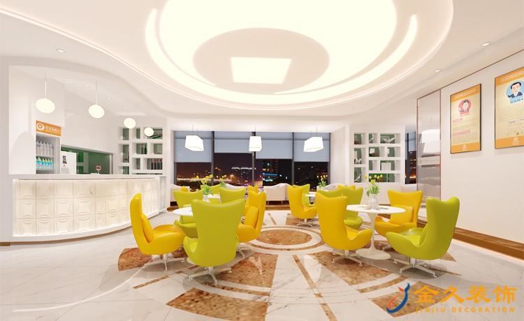 办公室休息区设计你知道多少?办公室休息区设计原则