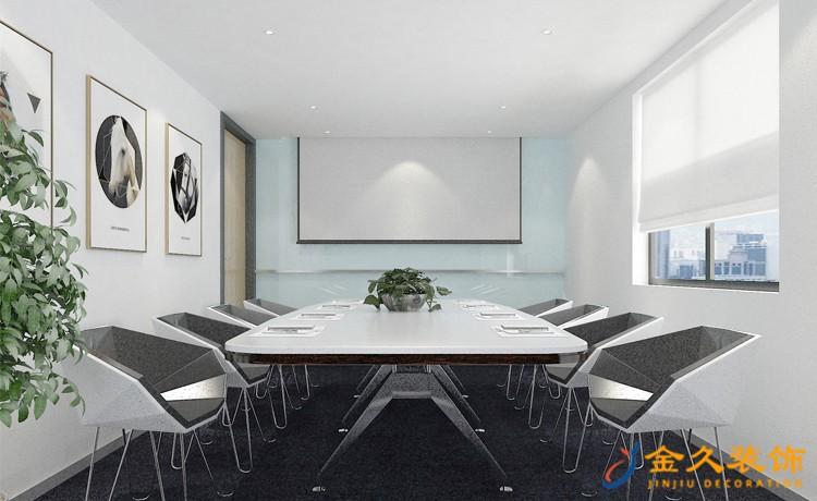 广州办公室装修设计如何选择主题色?