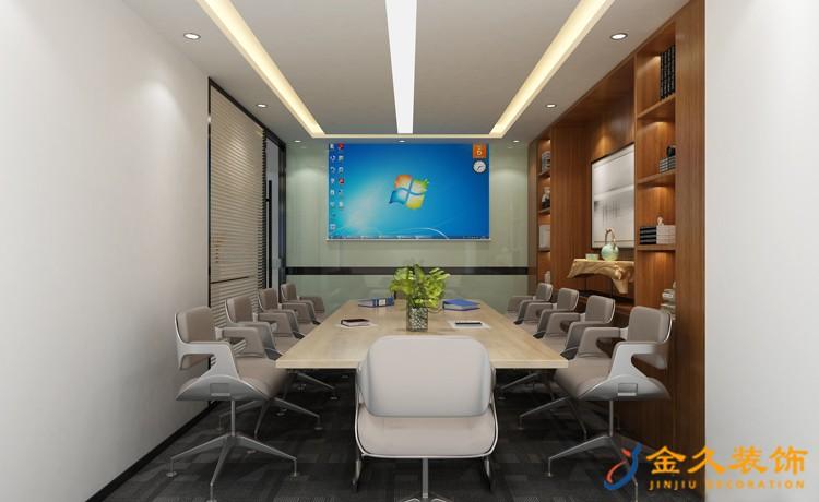 广州办公室装修如何利用视觉错觉?