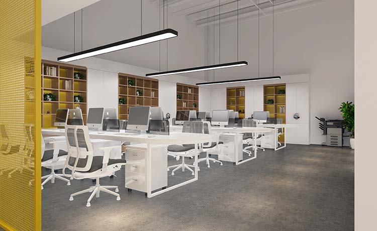 广州办公室装修项目