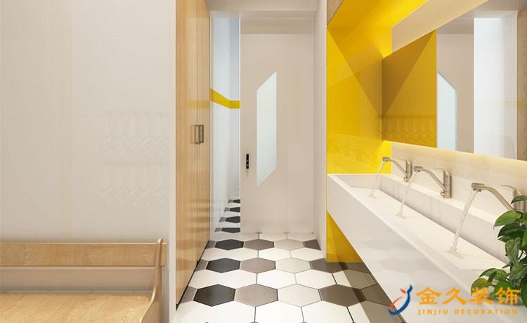 洗手间装修设计效果图