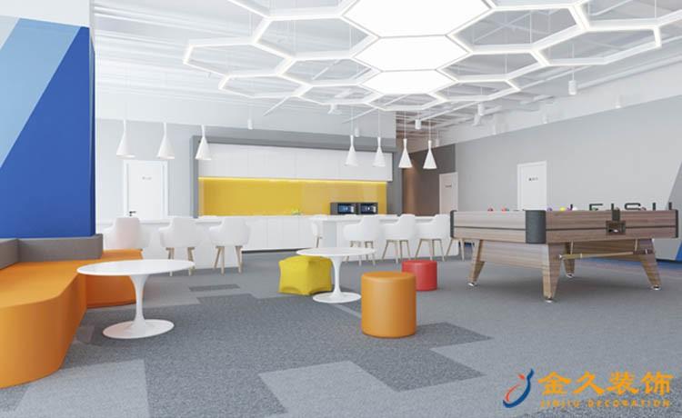 广州办公室装饰设计绿植适合放什么位置