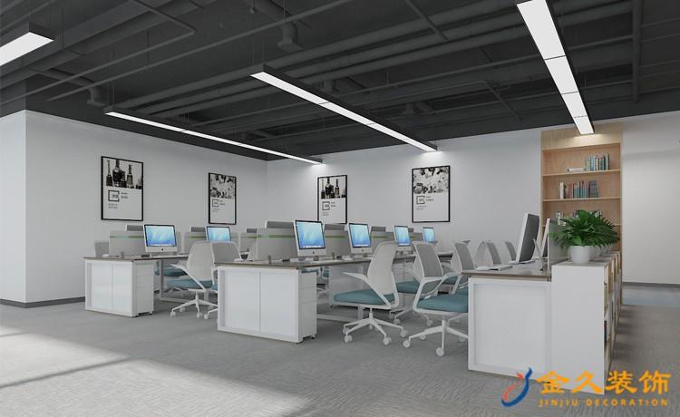 广州办公室装修设计怎么打破枯燥感