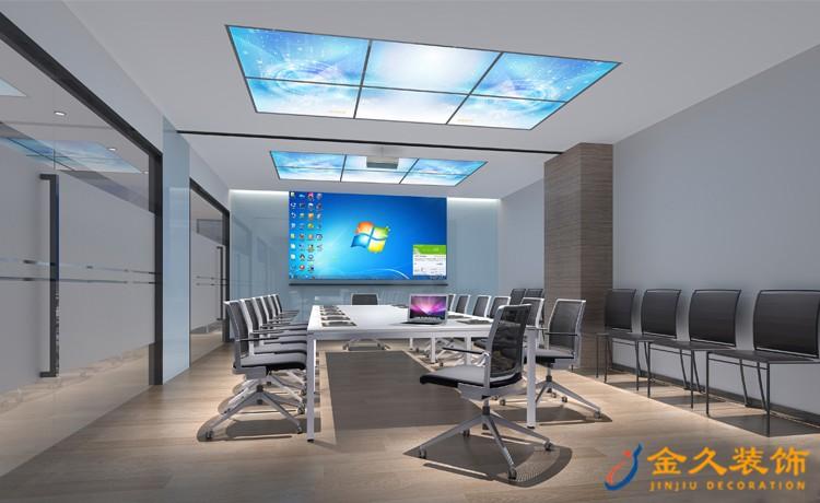 广州办公室装饰设计如何扩充空间?
