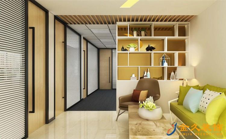 广州办公室怎么装修好看?好看办公室装修技巧