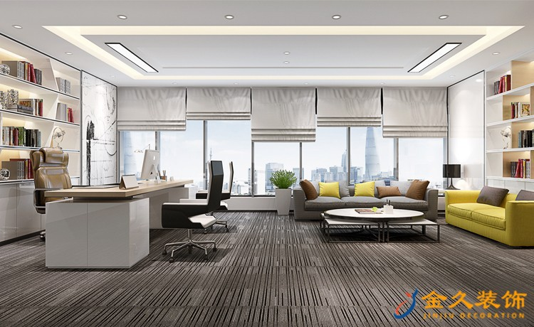 广州办公室装修最耗时工作有哪些