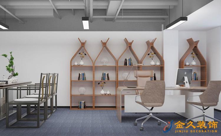 时代感办公空间装修如何设计