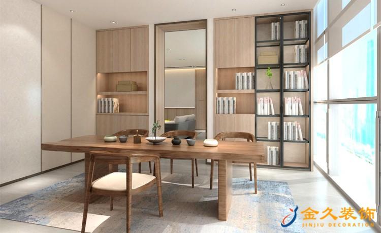 广州办公室装修如何实现现代与传统相结合