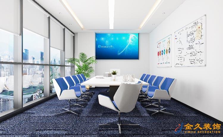 办公室工装装修设计基本要素及注意细节