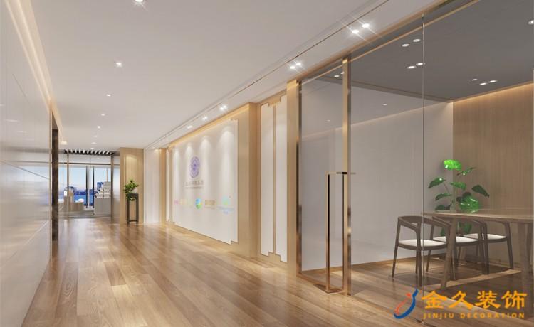 广州写字楼装修用什么地板比较好