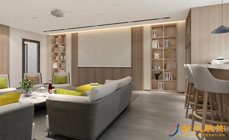 办公室商业空间装修设计有哪些要素