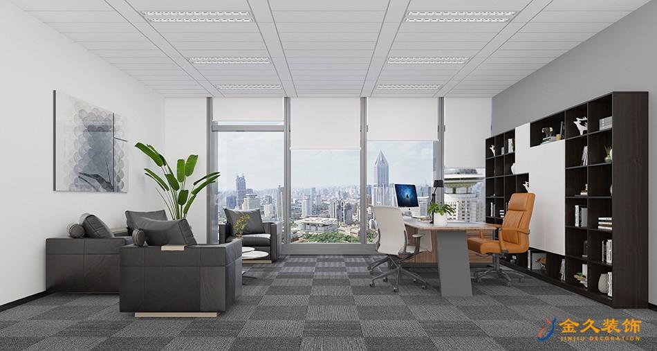 广州办公室装修材质怎么选择