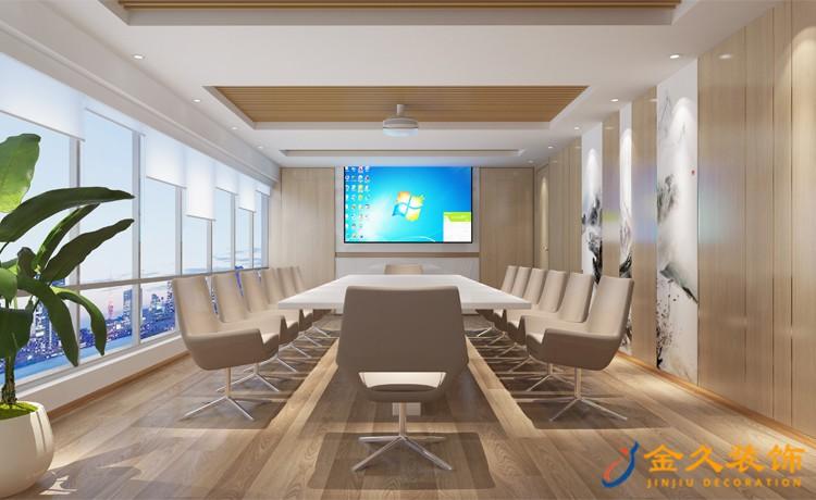 广州办公室装修面积怎么计算