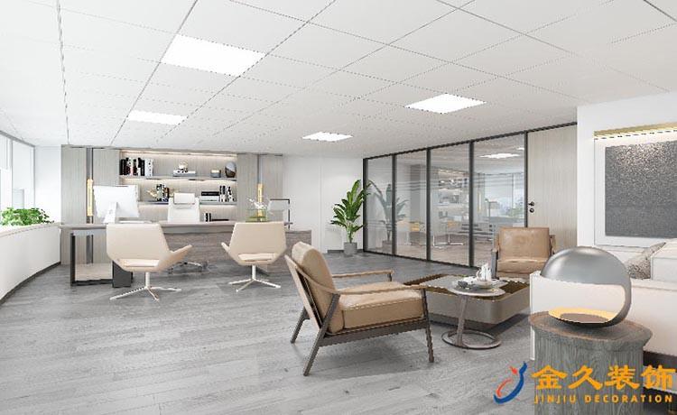 广州办公室装修有哪些标准原则