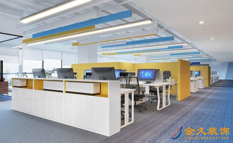 广州办公室装修家具布置方案